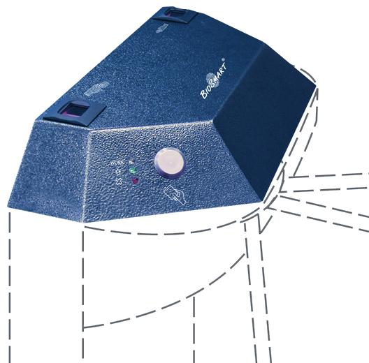 Контроллер турникета BioSmart T-T83M-B