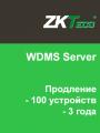 WDMS Server  Renewal (100 устройств, 3 года)